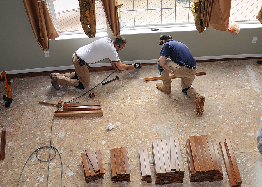 Hardwood Flooring Horror Stories