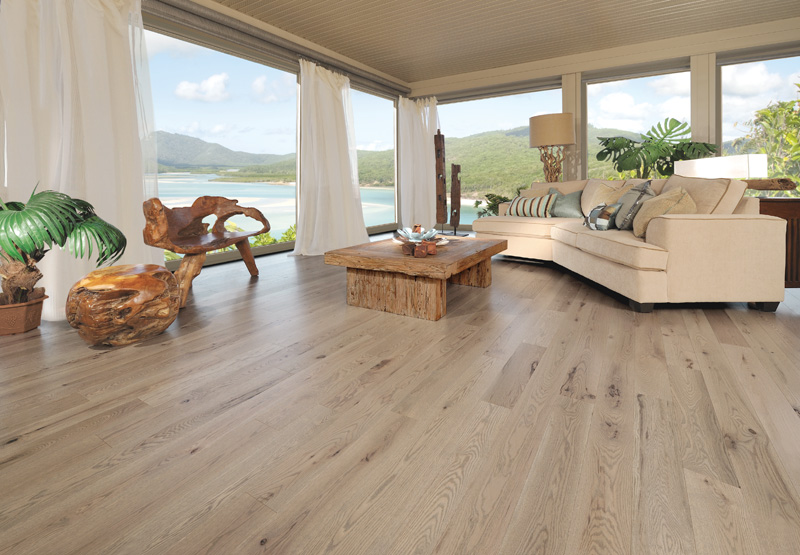 What Are the Pros and Cons of White Oak Hardwood Floors