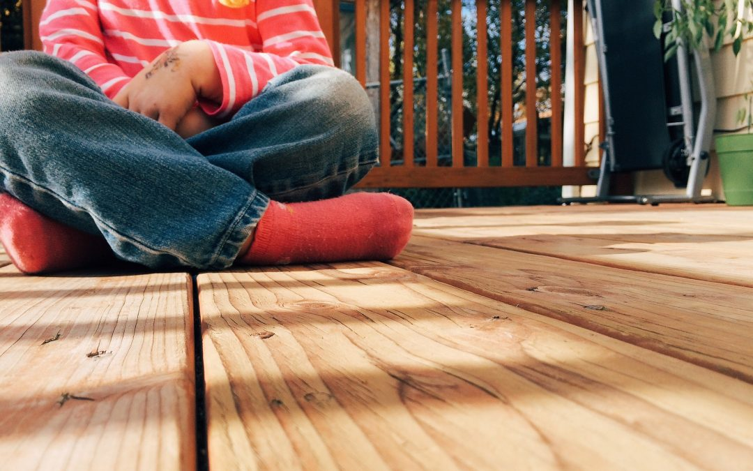 Five Ways Why Hardwood Floors Can Make Your Home More Child-Friendly