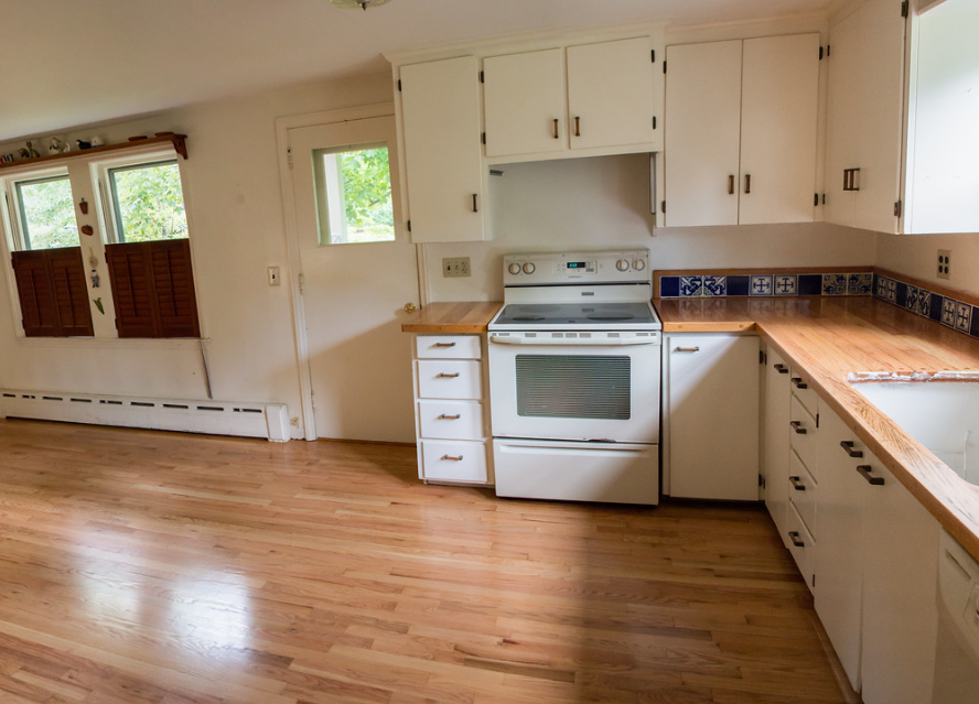 How To Protect the Wood Flooring Under Your Large Appliances