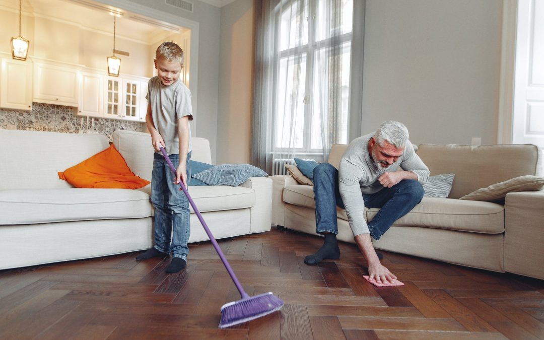 Tips From The Pros: How Do Professionals Clean Wood Floors